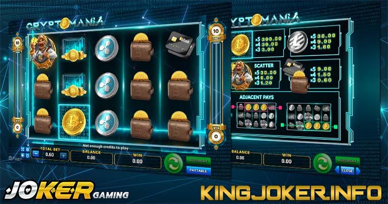 Slot Crypto Mania