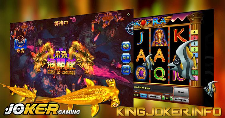 Daftar Akun Joker Gaming