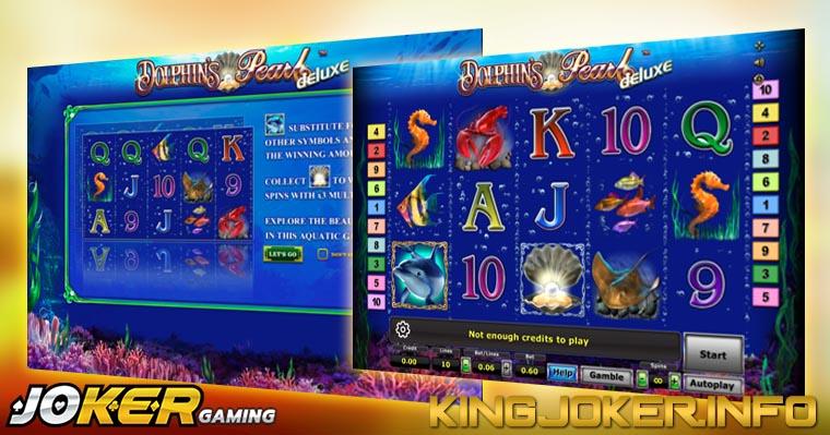 Slot Joker Dolphin Pearl