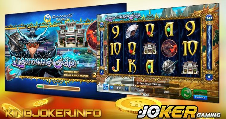 Slot Lightning God