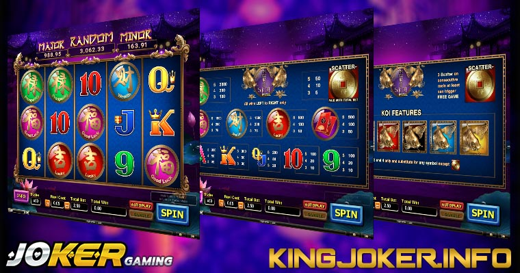 Slot Five Kois
